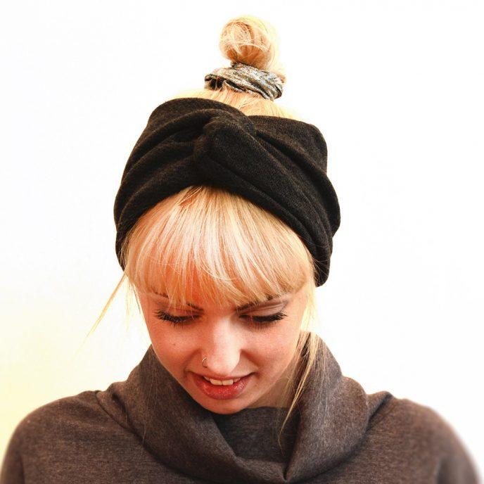 "Stirnband Kopfband ""dark Sweat"" 99116"