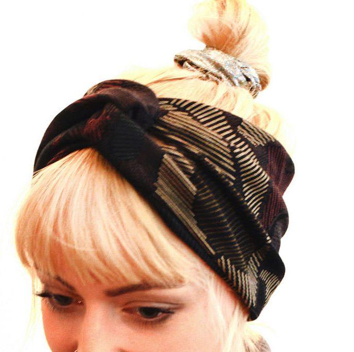 "Stirnband Kopfband ""Flora"" 99216"