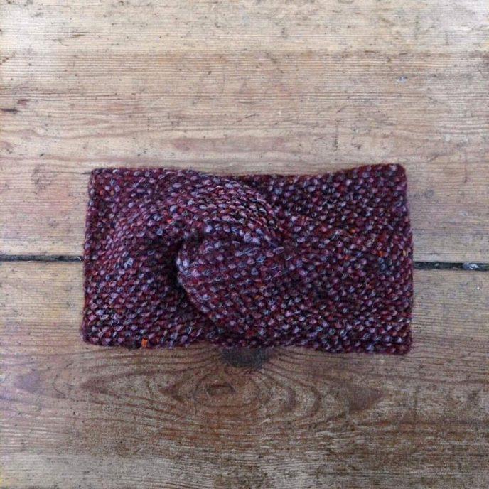"""Stirnband aus Wolle """"Roza"""" 99318"""