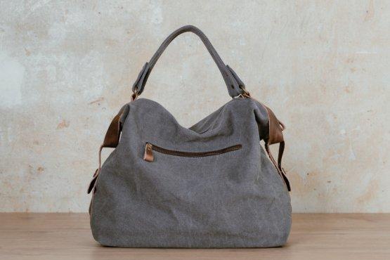 Tasche JARLA grau rückseite