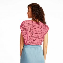 SHIRT Wilma in Rosa