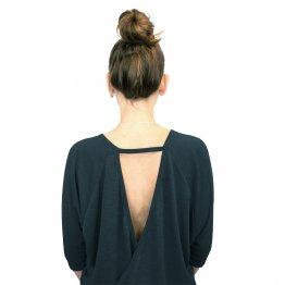 shirt xani blaugrau