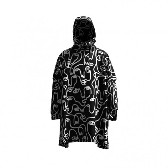 THE COLLECTIVE 365DRY Regenponcho