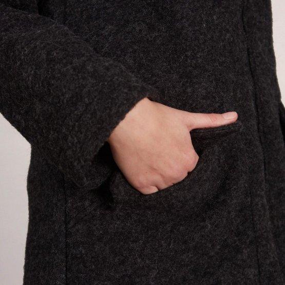 Mantel TREKA aus Wolle