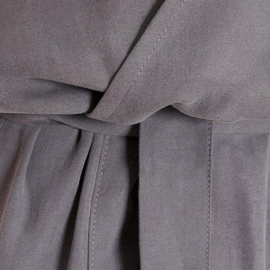 Kimonokleid aus Tencel – 55219