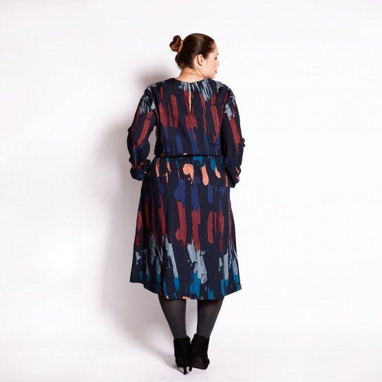 Elegantes Kleid SPLASH
