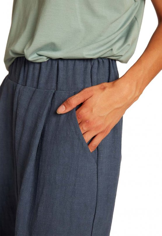 Leinenhose Bolle in S