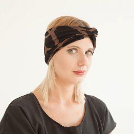 """Stirnband """"Frida"""" aus Jersey 99716"""