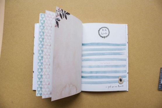 Schwangerschafts-Tagebuch von Bär von Pappe