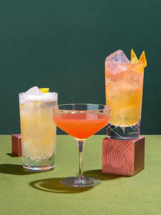 Cocktail Botanical Garden mit Gin vom Drink Syndikat