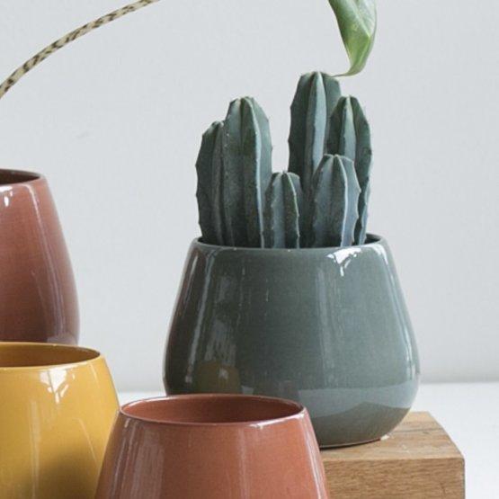 Keramik Blumentopf Cielo klein
