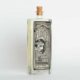 Elixier Gin aus Berlin 0,5l Flasche