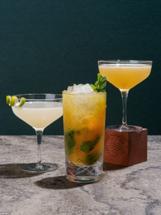 Cocktail Box Helsinki Likööri Gin vom Drink Syndikat
