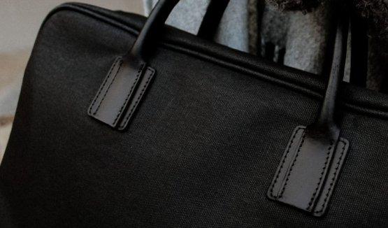 LOUNIS schwarz Detail