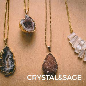 crystal&sage
