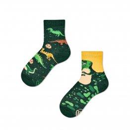 Socken mit Dinosauriern für Kinder von Many Mornings
