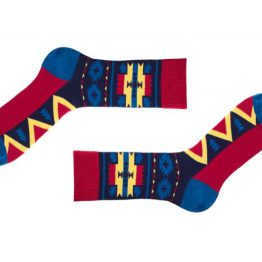"Ethno Socken ""Mexico"" von Sammy Icon"