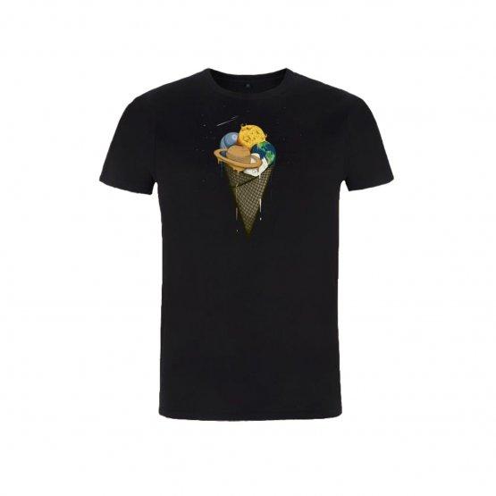 Herren T-Shirt GALACTIC ICE CREAM