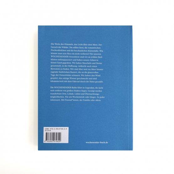 Buch Rückseite in Hellblau