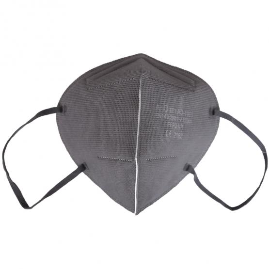 bunte FFP2 Masken in Grau