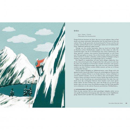 """""""Atlas of Happniness"""" von Megan Hayes, Yelena Bryksenkova"""