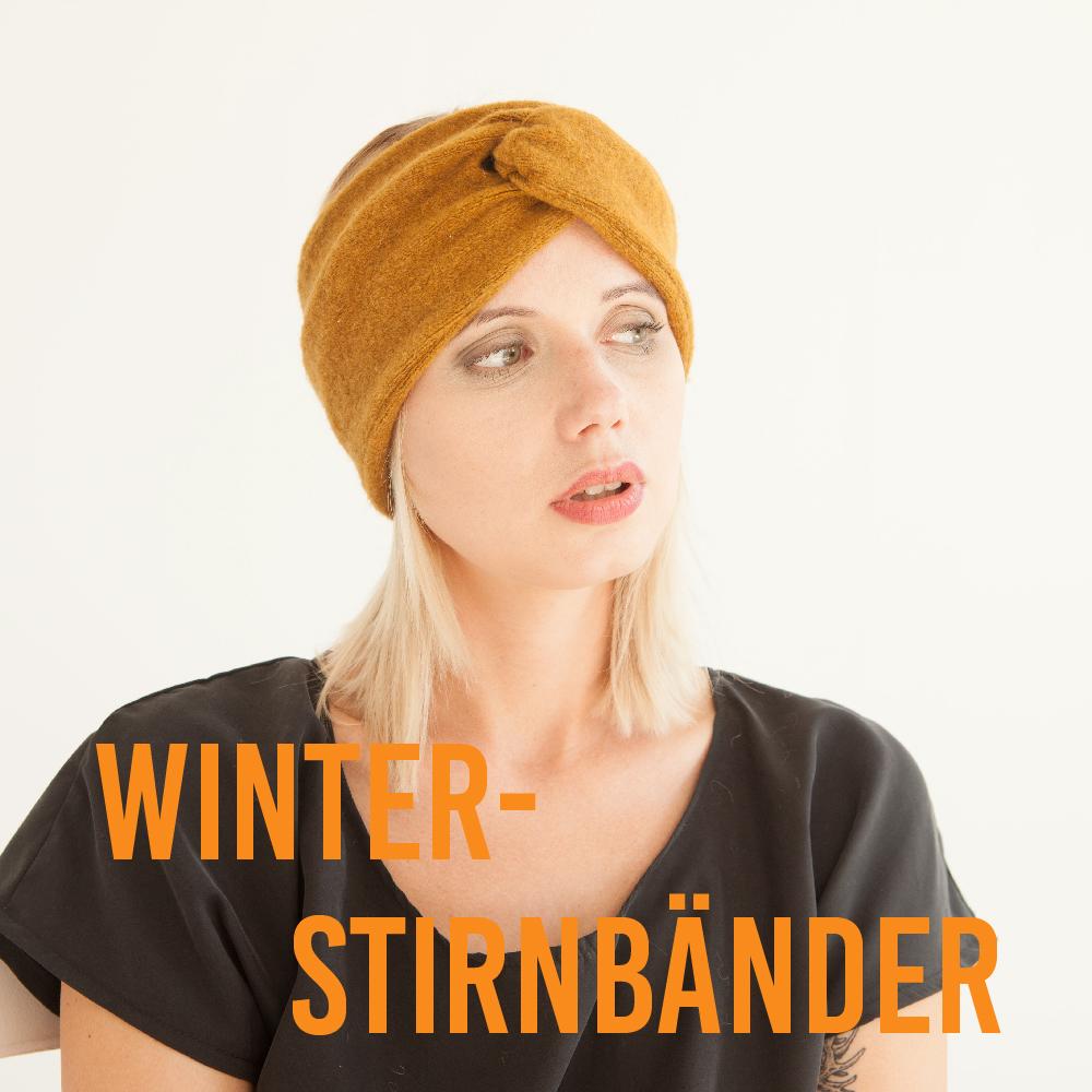 Winterstirnbänder von WiDDA