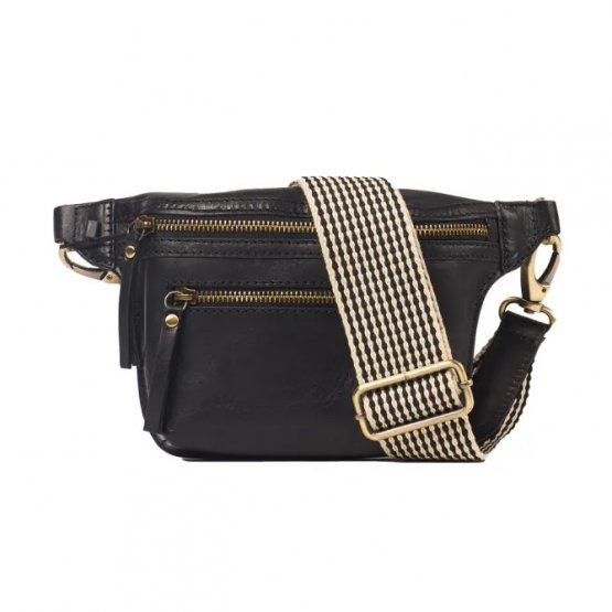 O my bag becks bum bag front