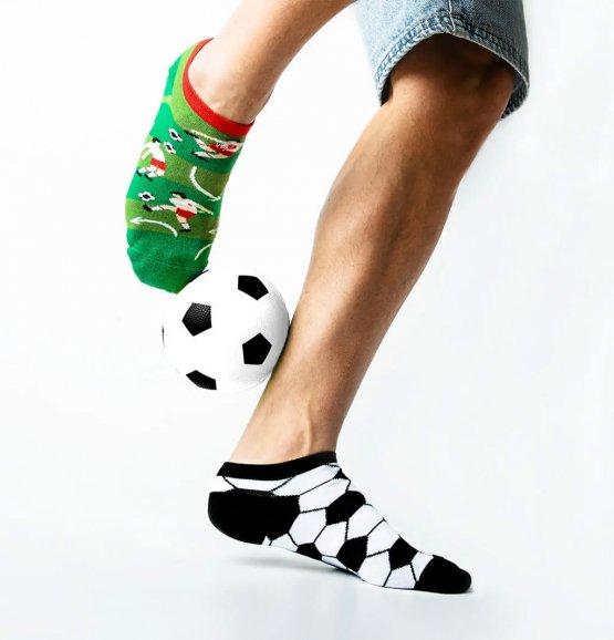 Football fan sneakersocken