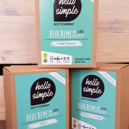 Deocreme DIY Set von Hello Simple