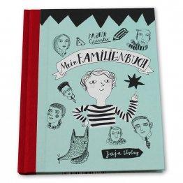 Familienbuch für die Familienchronic und Stammbaum - Cover