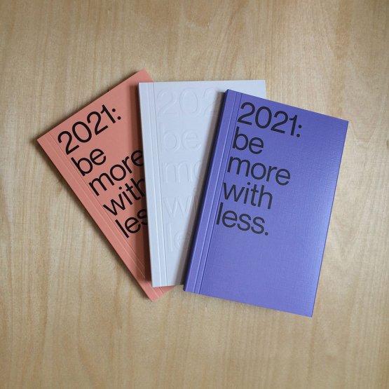 Kalender mit Nachhaltigkeitstipps für 2021