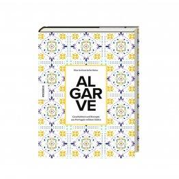 Reiseführer: eine kulinarische Reise durch die Algarve vom Knesebeck Verlag - Buch Cover