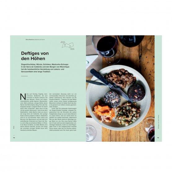 Reiseführer: eine kulinarische Reise durch die Algarve vom Knesebeck Verlag