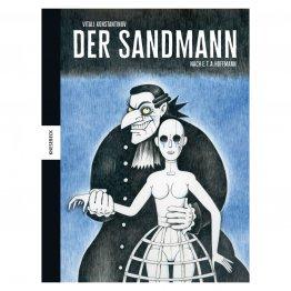 Der Sandmann von E.T.A. Hoffmann als Comicversion vom Knesebeck Verlag - Cover