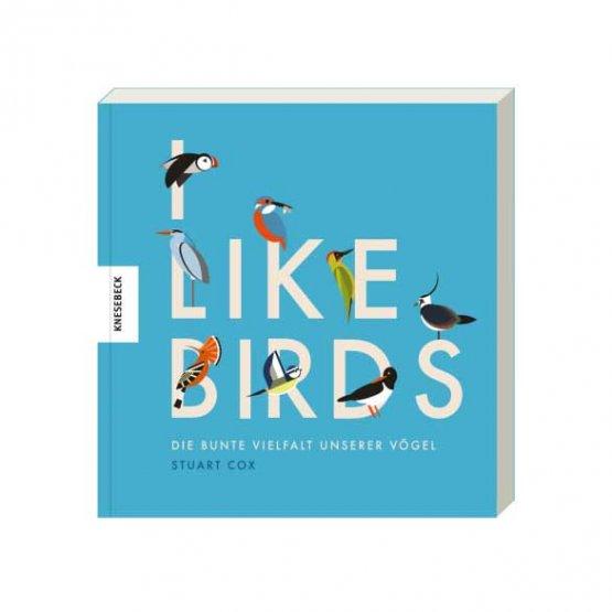 I like Birds - Buch für Vogelliebhaber