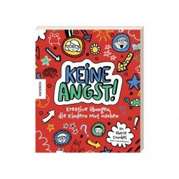 """""""Keine Angst"""" Activity-Buch für Kinder vom Knesebeck Verlag"""