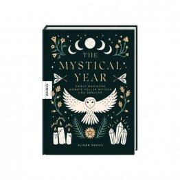 """""""The mystical year"""" Buch über Mythen und Bräuche rund um den Mondkalender und Naturwissen vom Knesebeck Verlag"""