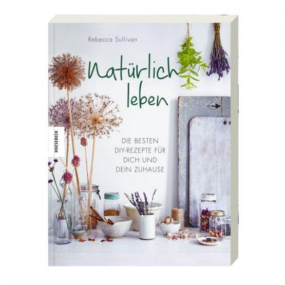 Buch mit den besten DIY Rezepten für zuhause