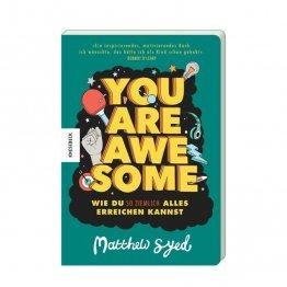 You are awesome - Motivationsbuch für Kinder und Jugendliche