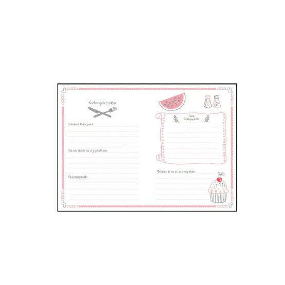 Erinnerungsbuch für die Oma vom Knesebeck verlag - Innenansicht