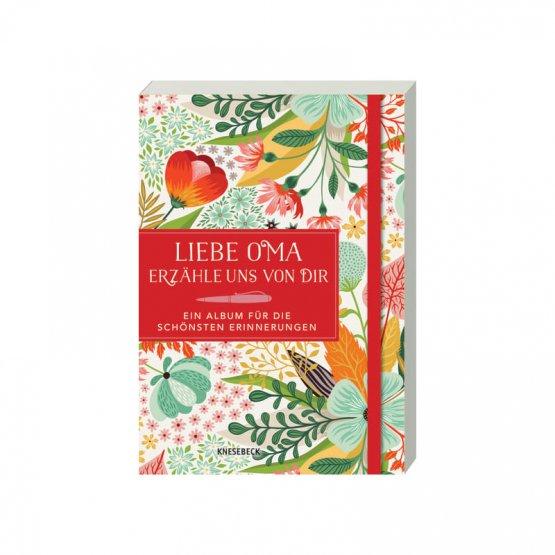Erinnerungsbuch für die Oma vom Knesebeck verlag - Cover Ansicht
