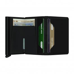 SECRID Slimwallet matt black