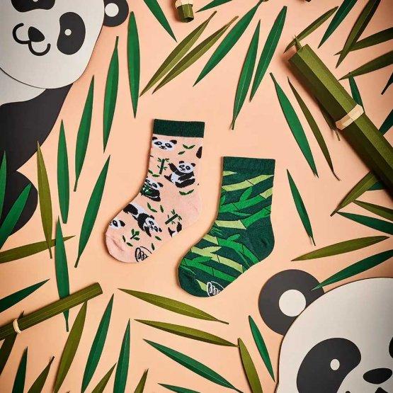 Kindersocken mit Pandabären von Many Mornings