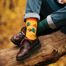 """Scout Memory"" Outdoor Socken von Many Mornings"