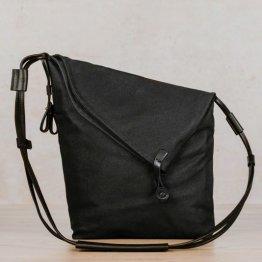 Tasche SMILLA schwarz front
