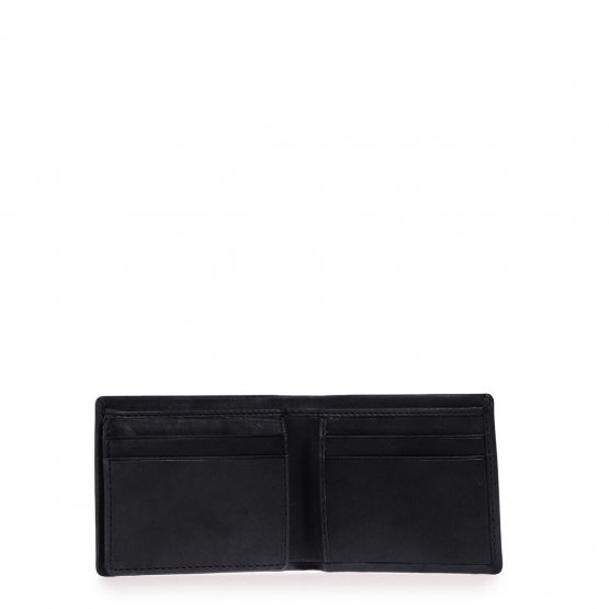 """schwarze Geldbörse """"Joshua's Wallet"""" von O my Bag – Herren Portemonnaie"""