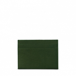 Grünes Kartenetui von omybag