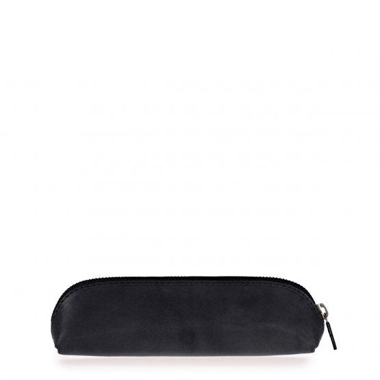 Stifte-Etui – dunkelblaue Federtasche – Pencil Case von O my Bag