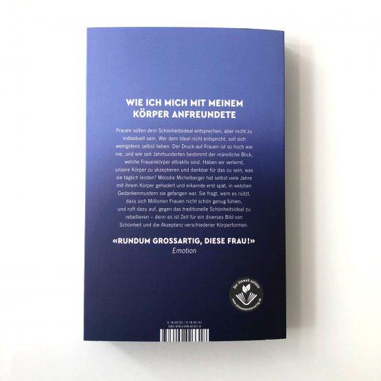 Body Politics - Buch über vermeintliche Schönheitsideale und wie man den Teufelskreis durchbrechen kann - von Melodie Michelberger - erschienen im Rowohlt Verlag
