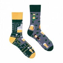 SPOX SOX Socken mit Bier Motiven